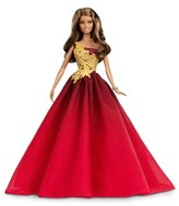 Mattel Barbie 2016 Holiday Red Gown Doll