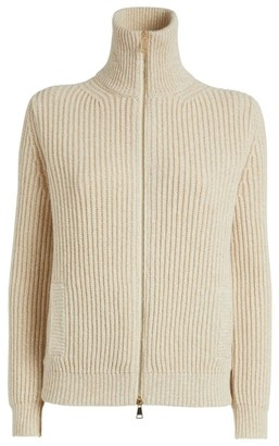 Max Mara Narvik Zip-Up Cardigan
