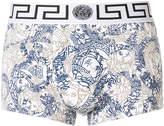 Versace Medusa head print boxers