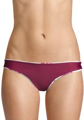 Pq Reversible Basic Ruched Bikini Bottom