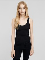 Calvin Klein Collection Stretch Cashmere Tank