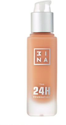 3INA The 24H Foundation 30Ml 612 Light Beige
