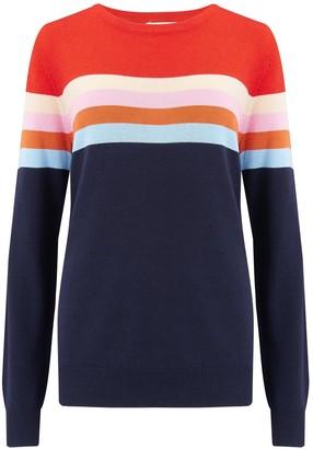 Sugarhill Brighton Rita Arcade Hero Stripe Sweater