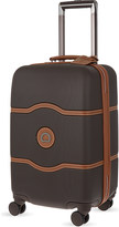 Delsey Chatelet Hard + four-wheel cabin suitcase 55cm
