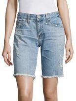 AG Jeans Nikki Skinny Shorts