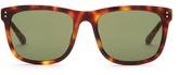 Linda Farrow D-frame Tortoiseshell Sunglasses