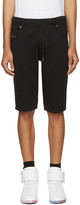 Diesel Black Kroshort-a Shorts