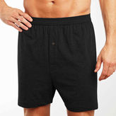 JCPenney Stafford Knit Cotton Boxer