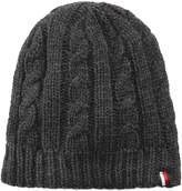 Tommy Hilfiger Men's Fleece Lined Cable-Knit Hat