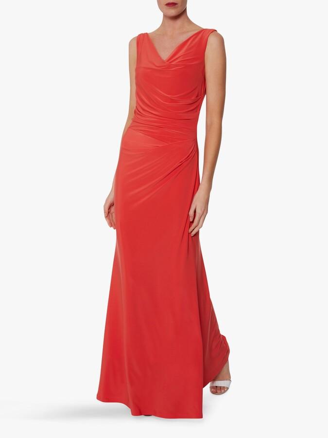 Thumbnail for your product : Gina Bacconi Stella Maxi Dress
