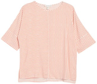 Spense East West Striped Blouse