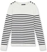 Petit Bateau Womens striped sailor sweater