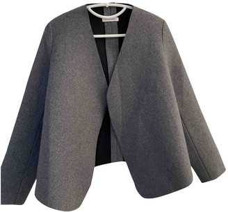J.W.Anderson Grey Wool Jackets