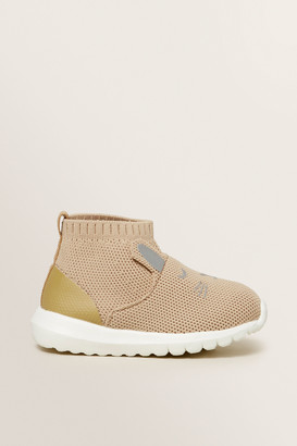 Seed Heritage Knitted Sock Trainer