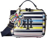 Tommy Hilfiger Odelia Stripe Crossbody Cross Body Handbags