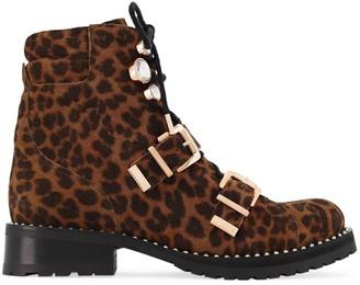 Sophia Webster Ziggy Leather Biker Boots