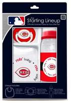 Baby Fanatic MLB Cincinnati Reds Baby Essentials Gift Set