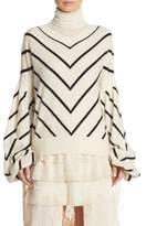 Zimmermann Louche Striped Sweater