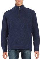 Tommy Bahama Reversible Slubtropics Zip Sweater
