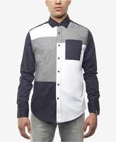 Sean John Men's Colorblocked Shirt, Created for Macy's
