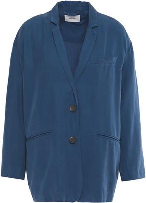 American Vintage Nalastate Washed-twill Blazer