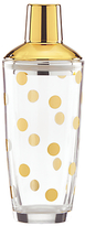 Kate Spade Spotty Cocktail Shaker, Gold