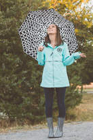 Etsy Monogrammed Charles River Rain Jacket | New Englander Rain Coat | Womens Rain Jacket | Monogram Rain