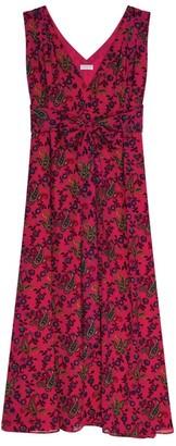 Claudie Pierlot Paisley Sleeveless Dress