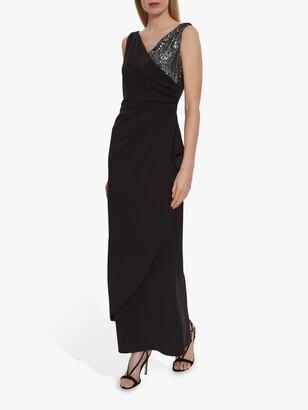 Gina Bacconi Luria Maxi Dress