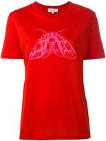 Carven butterfly T-shirt - women - Cotton - XS