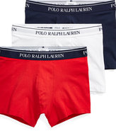 Ralph Lauren Stretch-cotton Trunk 3-pack