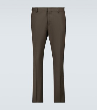 Valentino Side-striped pants