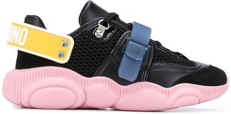 Moschino Teddy Roller Skate sneakers