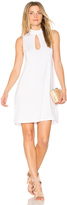 Michael Lauren Atticus Keyhole Tank Dress