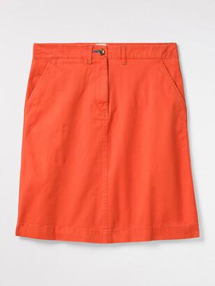 White Stuff Lindenberry Chino Skirt