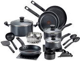 T-Fal 18-Pc. Initiatives Non-Stick Cookware Set