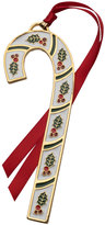 Mikasa Wallace® 2017 Gold Plated Enamel Candy Cane Ornament 37th Edition