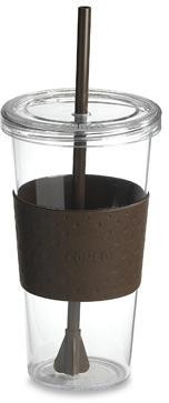 Copco Cold Beverage To Go Cup - Brown