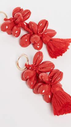 BaubleBar Nalani Shell Drop Earrings