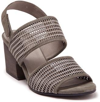 Eileen Fisher Finn Perforated Sandal
