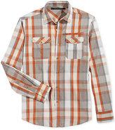 Sean John Men's Multicolor Check Shirt