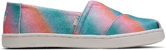 Toms Multi Gradient Glitter Youth Classics