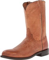 Lucchese Classics Men's Shane-TN Mad Dog Goat Roper Riding Boot