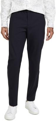 Paul Smith Elastic Waist Side Stripe Trousers