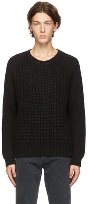 Sunflower Black Merino Como Sweater