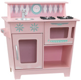 Kid Kraft Classic Pink Kitchenette