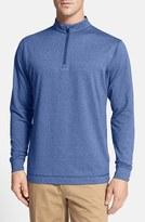 Cutter & Buck Men's 'Topspin' Drytec Half Zip Pullover