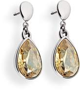 Tamaris Women's Earrings Swarovski Crystal-Astral pink AMY A00240150 Stainless Steel Glass