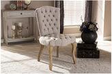 Asstd National Brand Baxton Studio Clemence Side Chair