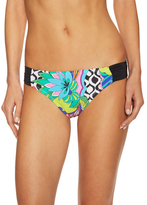 Trina Turk Balboa Shirred Hipster Bikini Bottom